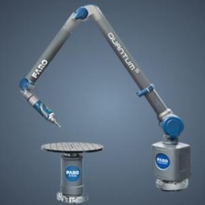 Tragbare 3D-Messarme